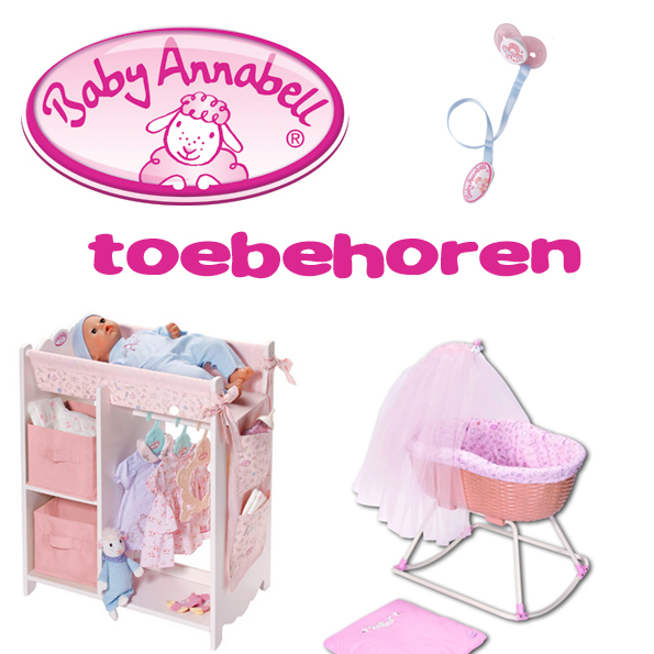 Baby Annabell toebehoren