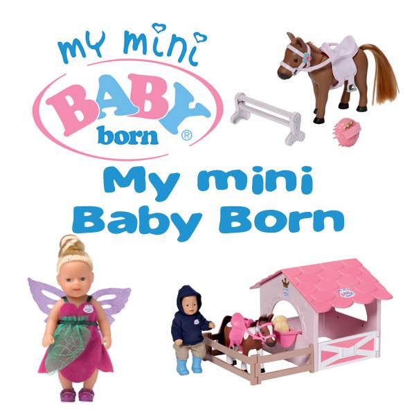 Mini Baby Born