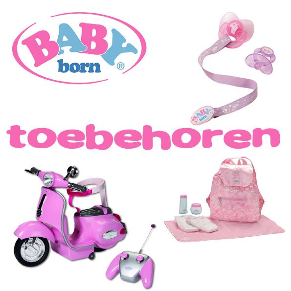 Baby Born toebehoren