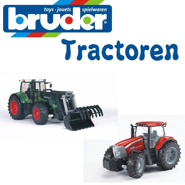 Bruder tractoren