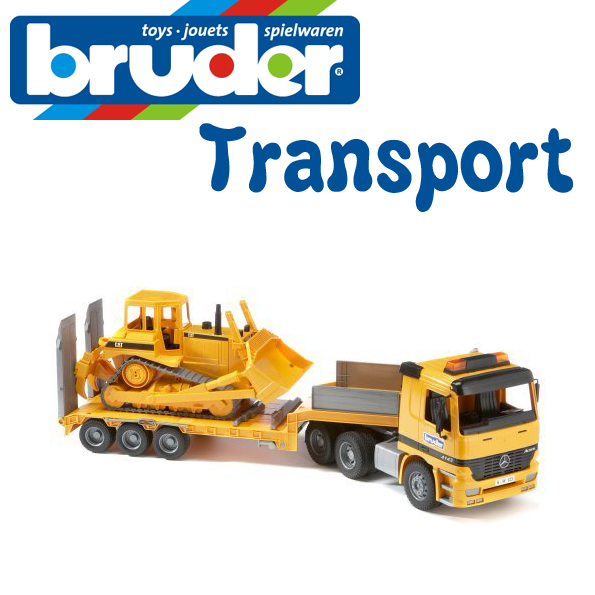 Bruder transport