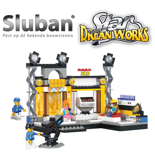 Sluban star Dreamworks