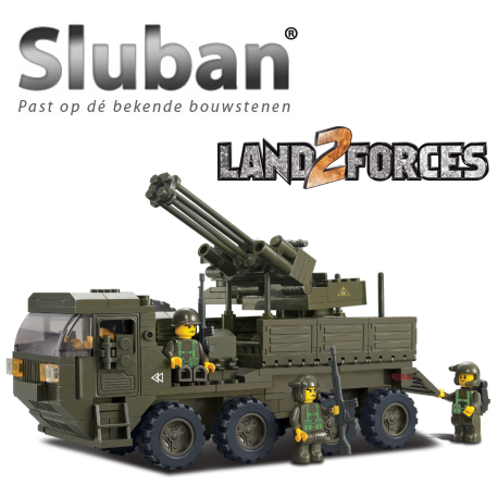 Sluban Landmacht 2