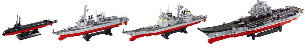 Sluban Aircraft Carrier Battle Group
