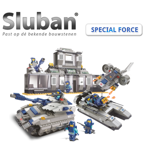 Sluban Special Force
