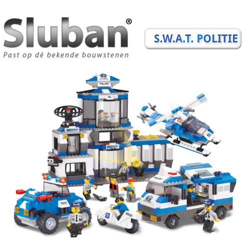 Sluban SWAT politie
