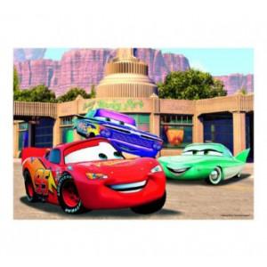 Jumbo Disney Puzzle Cars