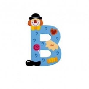 Sevi Letter B Clown 10 Cm