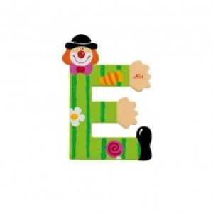 Sevi Letter E Clown 10 Cm