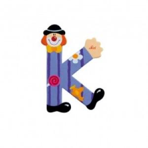 Sevi Letter K Clown 10 Cm