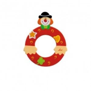 Sevi Letter O Clown 10 Cm