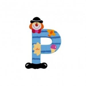 Sevi Letter P Clown 10 Cm