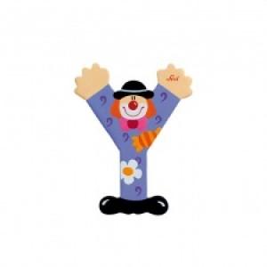 Sevi Letter Y Clown 10 Cm