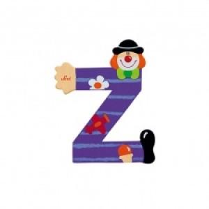 Sevi Letter Z Clown 10 Cm