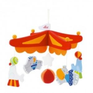 Sevi Mobiel Circus Dieren