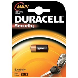 Duracell Security 12V batterij MN21