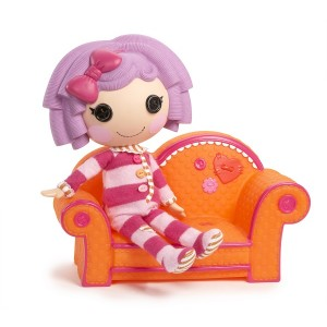Lalaloopsy Bank Furniture Pack oranje