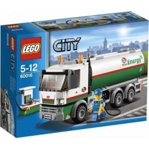 Lego City Tankwagen 60016