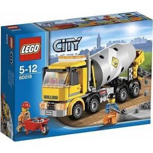 LEGO City Cementwagen 60018