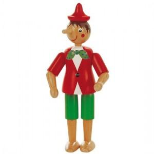 Sevi Pop Pinokkio Hout 20 Cm