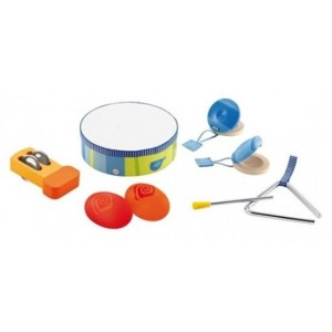 Sevi Percussie Set 8-delig