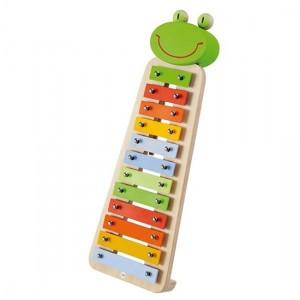 Sevi Xylofoon Kikker Multicolor