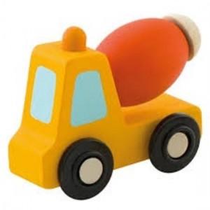Sevi Cementwagen Mini Oranje