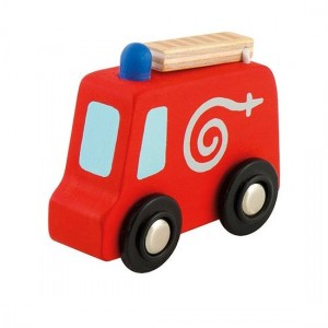 Sevi Brandweerwagen Mini Rood