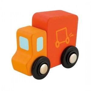Sevi Vrachtwagen Mini Oranje