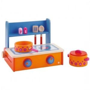 Sevi Speelgoedkeuken 9-delig