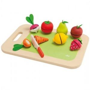 Sevi Snijplank Fruit En Groente 9-delig