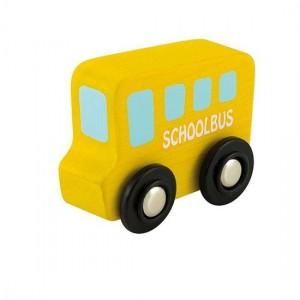 Sevi Schoolbus Mini Geel
