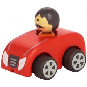 Sevi Auto Rood