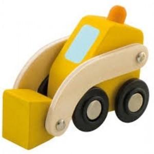 Sevi Bulldozer Mini Geel