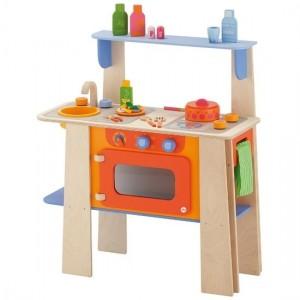 Sevi Speelgoedkeuken Maxi 40-delig