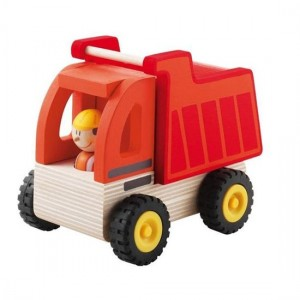 Sevi Vrachtwagen Oranje