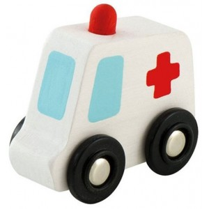 Sevi Ambulance Mini Wit