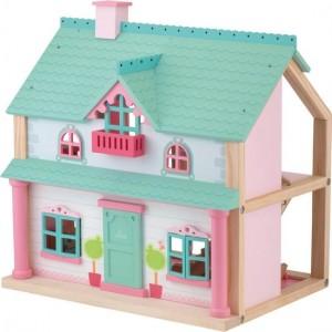 Sevi Poppenhuis Meisjes Roze