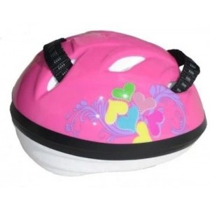 Mini Mommy Fietshelm Voor Poppen Roze