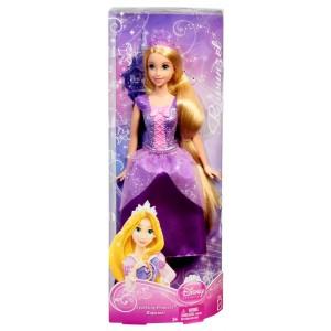 Disney Princess glitter Rapunzel
