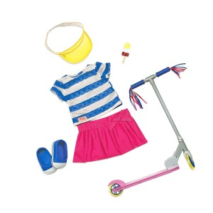 Our Generation outfit Deluxe Cute to Scoot