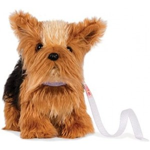 Our Generation hond Yorkshire Terrier