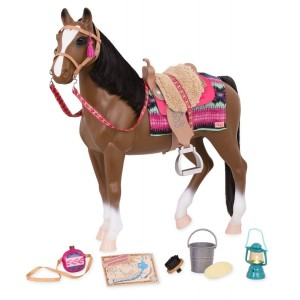 Our Generation Paard Thoroughbred 51cm
