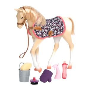 Our Generation Paard Veulen Palomino Foal