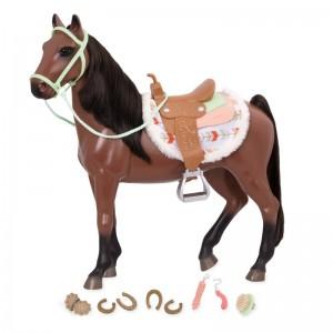 Our Generation Paard Buckskin 51cm
