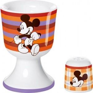 Best of Mickey eierdopje en  zoutvaatje Cocolat