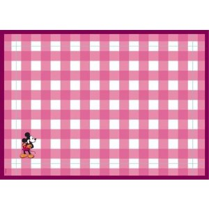 Best of Mickey Placemat Pretty Pink
