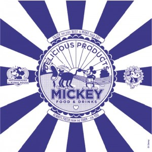 Best of Mickey servetten Delicious Products