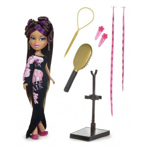 Bratz Featherageous Yasmin - Create Hairstyles