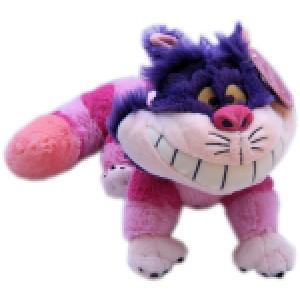 Cheshire knuffel sleutelhanger